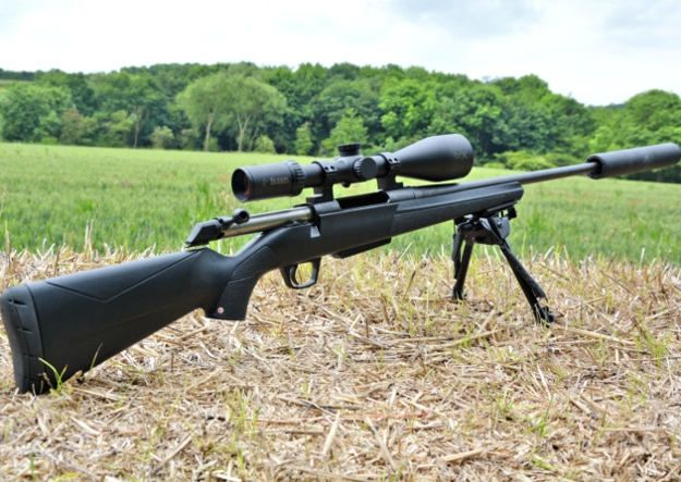 6 Long Range Hunting Rifles On A Budget For The Thrifty Hunter Total Survival Long Range Hunting Hunting Guns Hunting Rifles