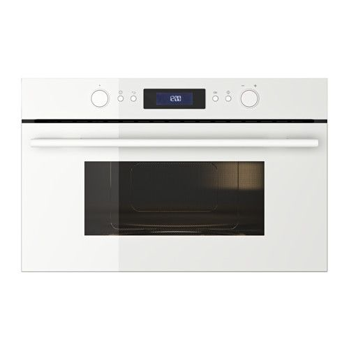 Ikea Bejublad Microwave Oven White 5 Year Guarantee Read About The Terms In Brochure