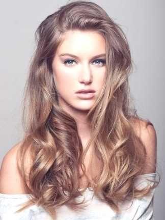 Pin Von Madison Lipscomb Auf Hair Dunkelblonde Haare