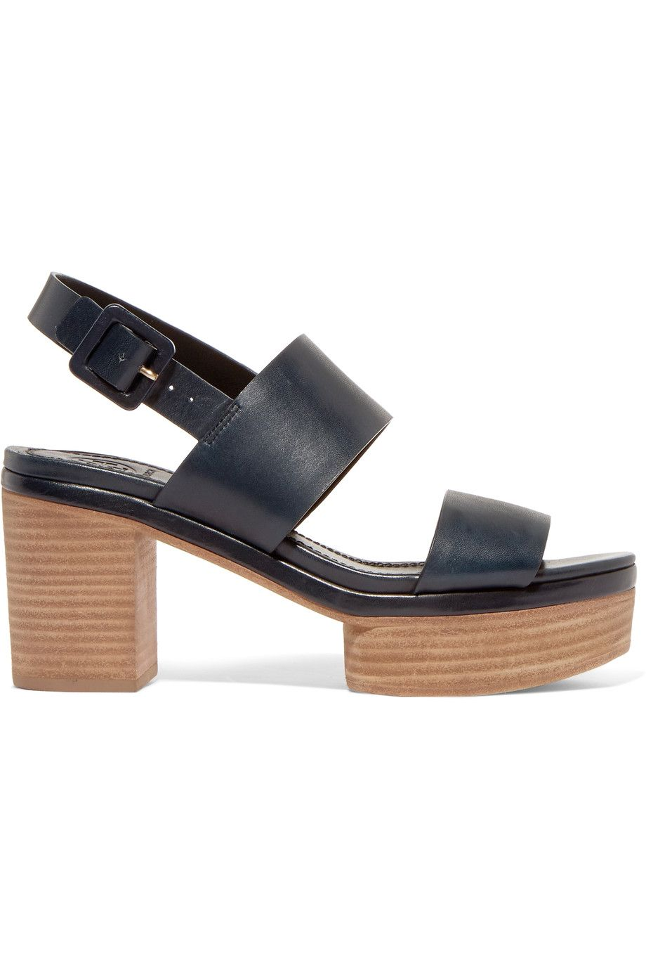 Shop on-sale Tory Burch Solana platform sandals . Browse other discount  designer Sandals & more on The Most Fashionable Fashion Outlet, THE OUTNET.