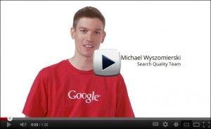 Michael Wyszomierski, del equipo de calidad en las búsquedas de Google nos explica en este vídeo que,  gracias a la página de errores de rastreo de las Herramientas para Webmasters de Google, podemos saber si todas las páginas de nuestra web han sido encontradas por el Google Bot y están indexadas en el buscador o ha habido algún problema con alguna.
