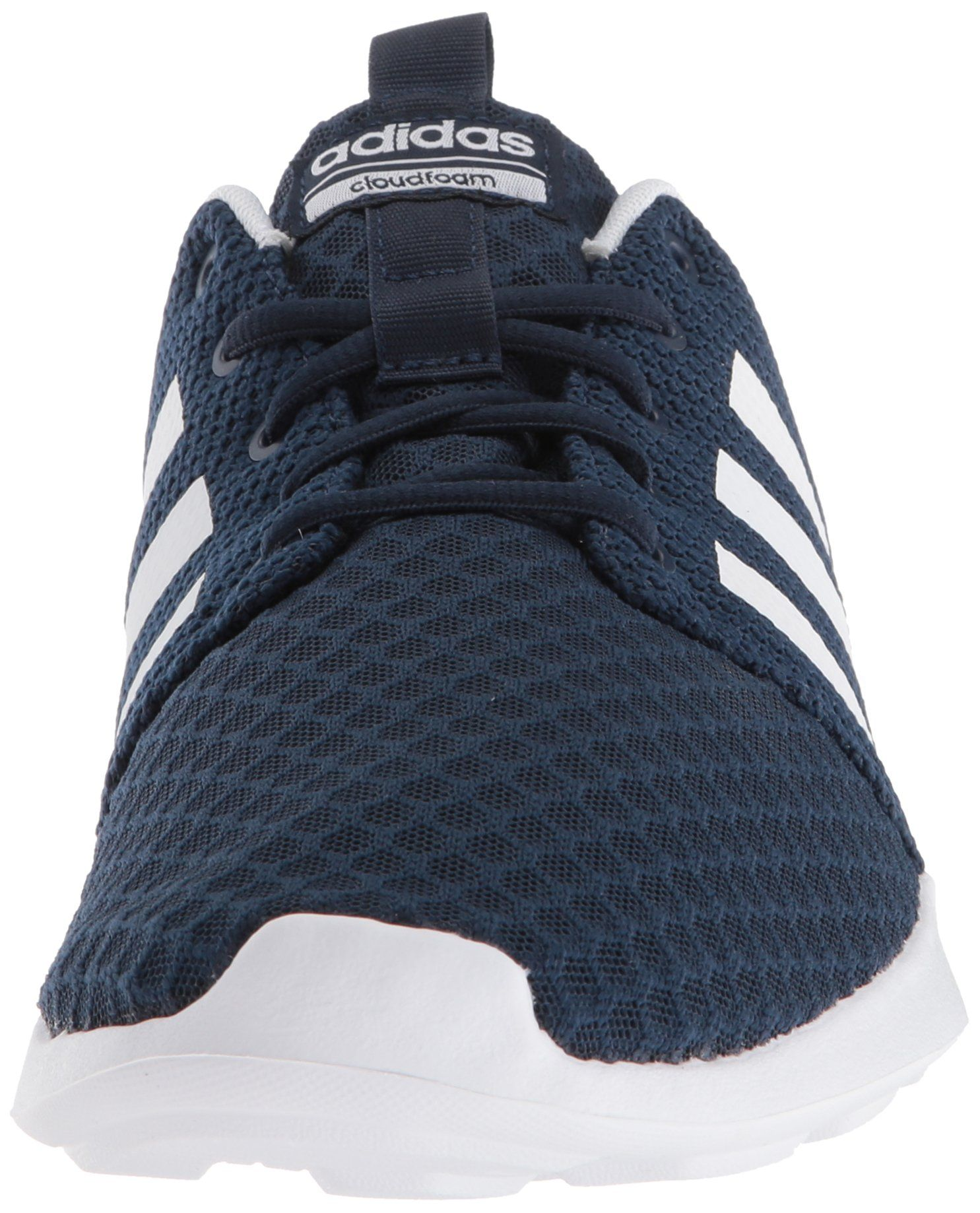 adidas Mens CF Swift Racer Sneaker Collegiate Navy FTWR White 10.5 M US --  Click image to review more details-affiliate link.  adidaswomensrunningshoes c75d54176