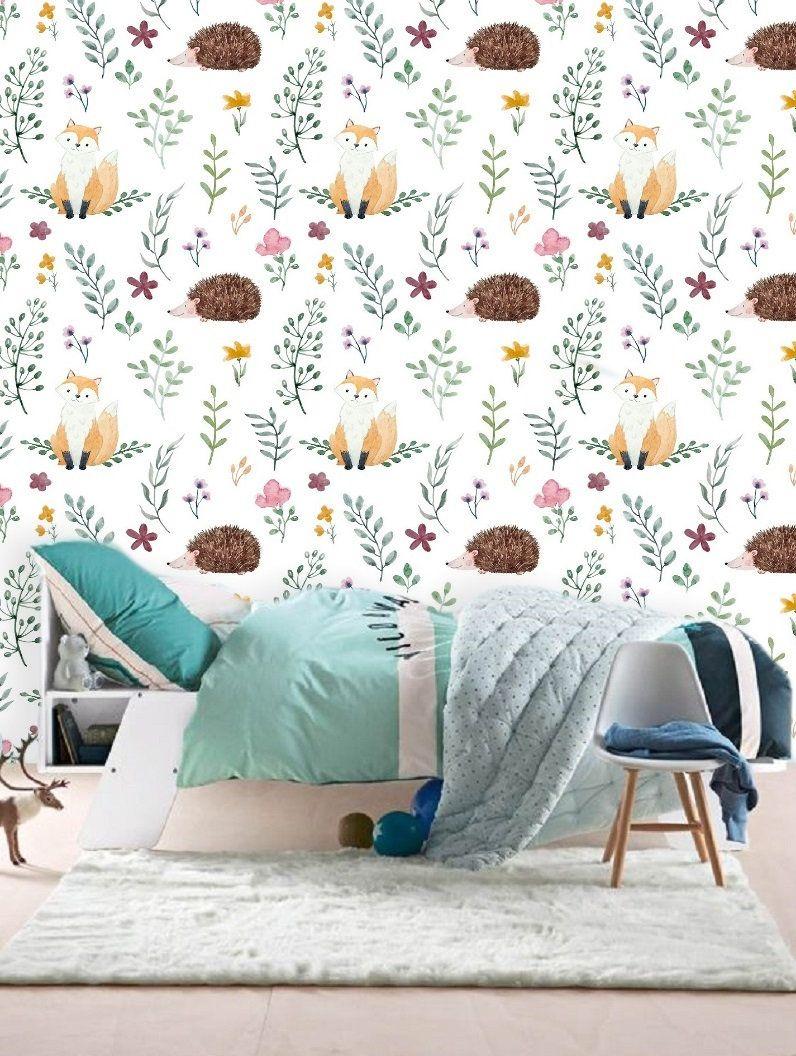 Self Adhesive Wallpaper Remove Wall Mural Peel Stick Wall Etsy Wall Murals Self Adhesive Wallpaper Wallpaper