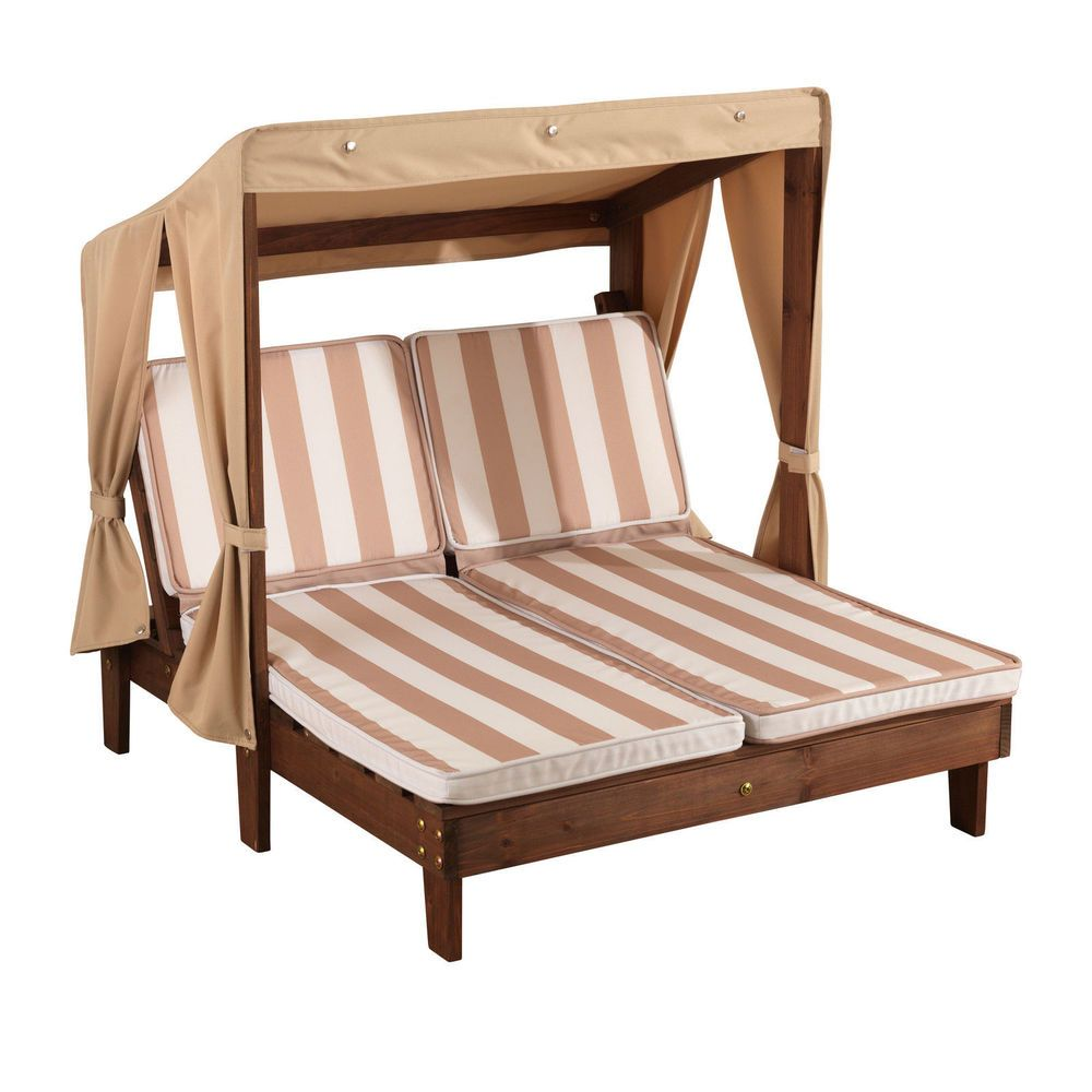 Outdoor Lounger With Canopy Droughtrelief Org