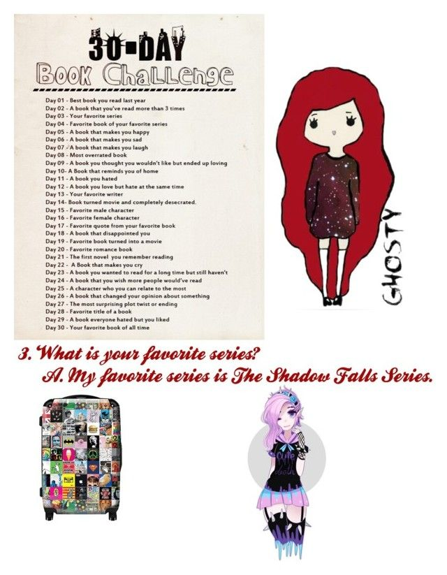 """""""Day 3 of 30 day book challenge"""" by cupcakegirlsparkle ❤ liked on Polyvore featuring art"""