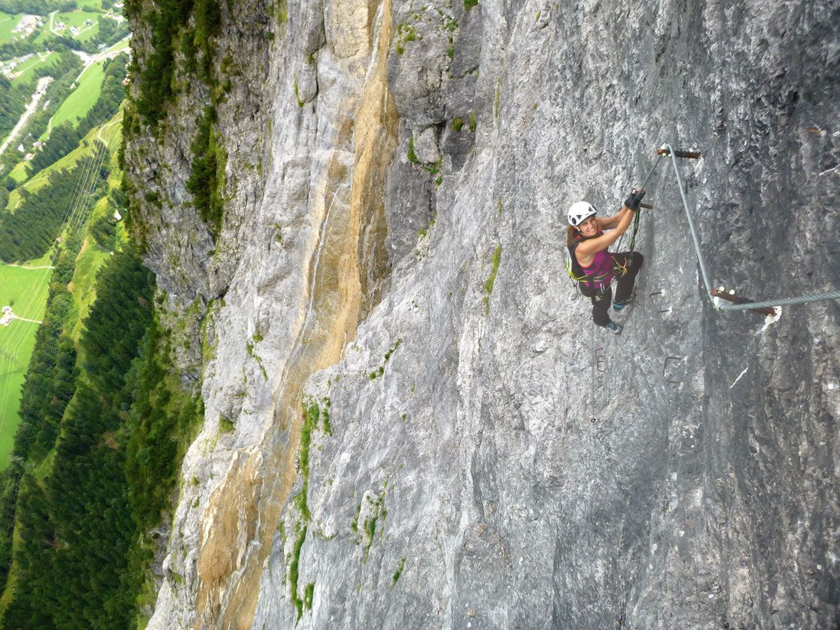 Pittentaler Klettersteig : Bergfex pittentaler klettersteig tour