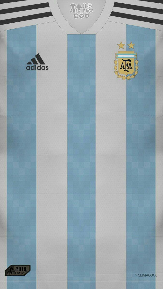 Argentina Home Jersey Camisetas De Equipo Camisetas De Futbol Playeras De Futbol