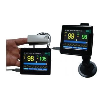 Medical Equipment CONTEC PM-60A Touch Screen Hand-held Pulse