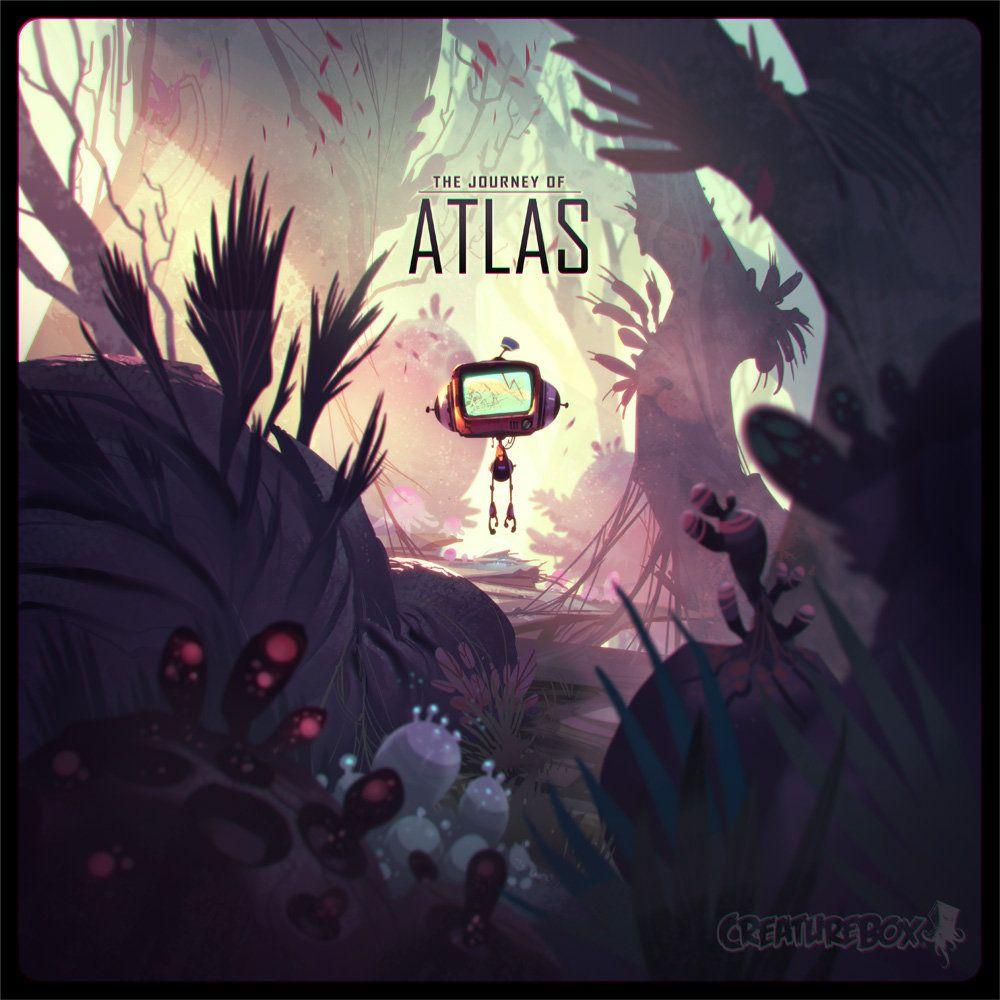 The Journey of Atlas, Creature Box on ArtStation at http://www.artstation.com/artwork/the-journey-of-atlas