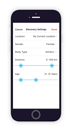 Datum Tinder Clone to build Tinder like apps Likes app