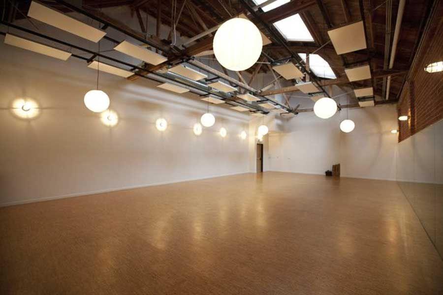 Heated Ceiling Panels Radiant Heating System Hot Yoga Studio Hot Yoga