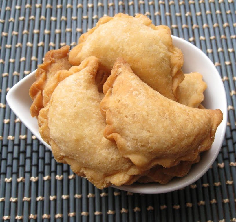 Peanut Puff (Kok Chai)