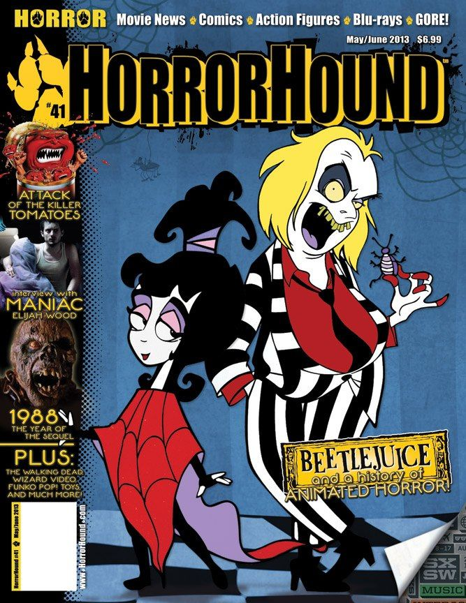 5415b092f HorrorHound Magazine #41 :: Magazines :: Books Magazines Comics :: House of Mysterious  Secrets - Specializing in Horror Merchandise & Collectibles