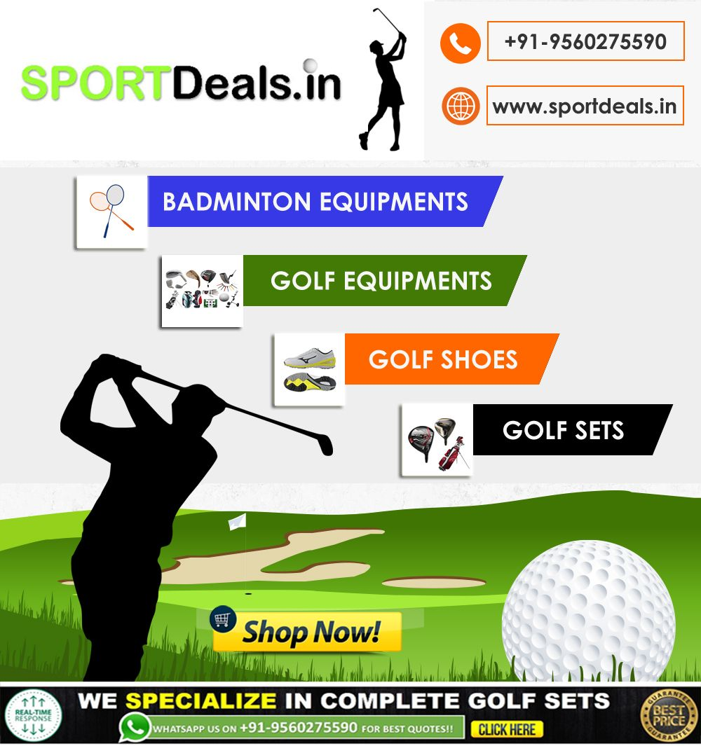 Sportdeals In Is A Large Golf Store In India We Have A Large Collection Of Golf Equipment S Like Golf Set Golf Shoes Golf Set Golf Equipment Callaway Golf