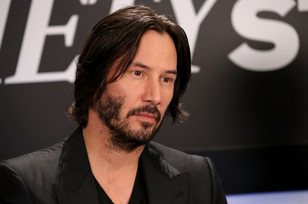 Can You Guess Which Keanu Reeves Is Older Keanu Reeves?
