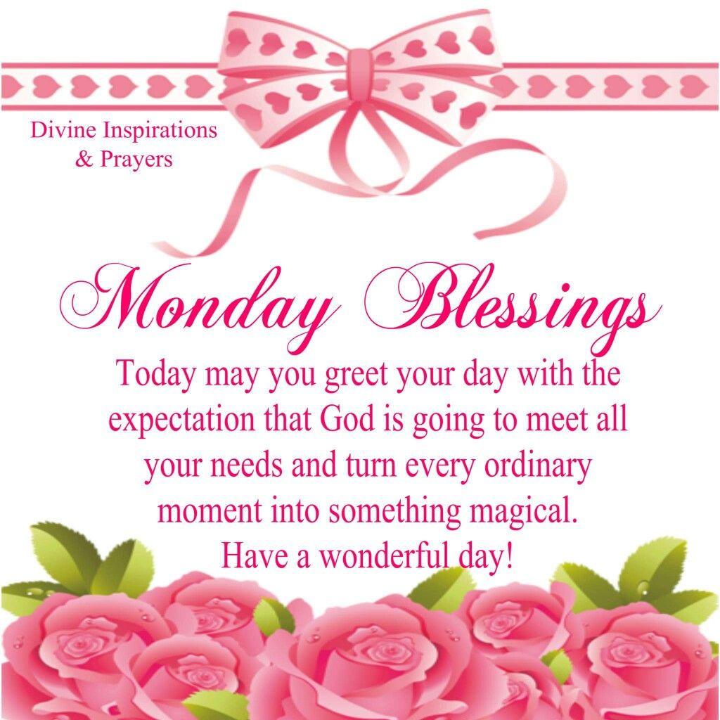 Monday blessings monday pinterest monday blessings monday blessings m4hsunfo Image collections