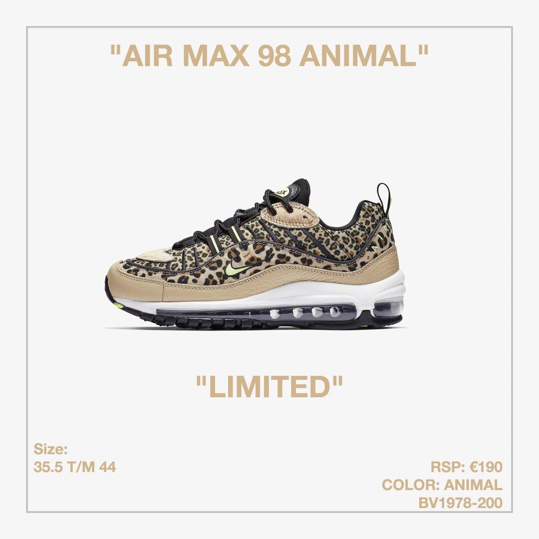 Sneakers laag 'WMNS AIR MAX 98 PRM