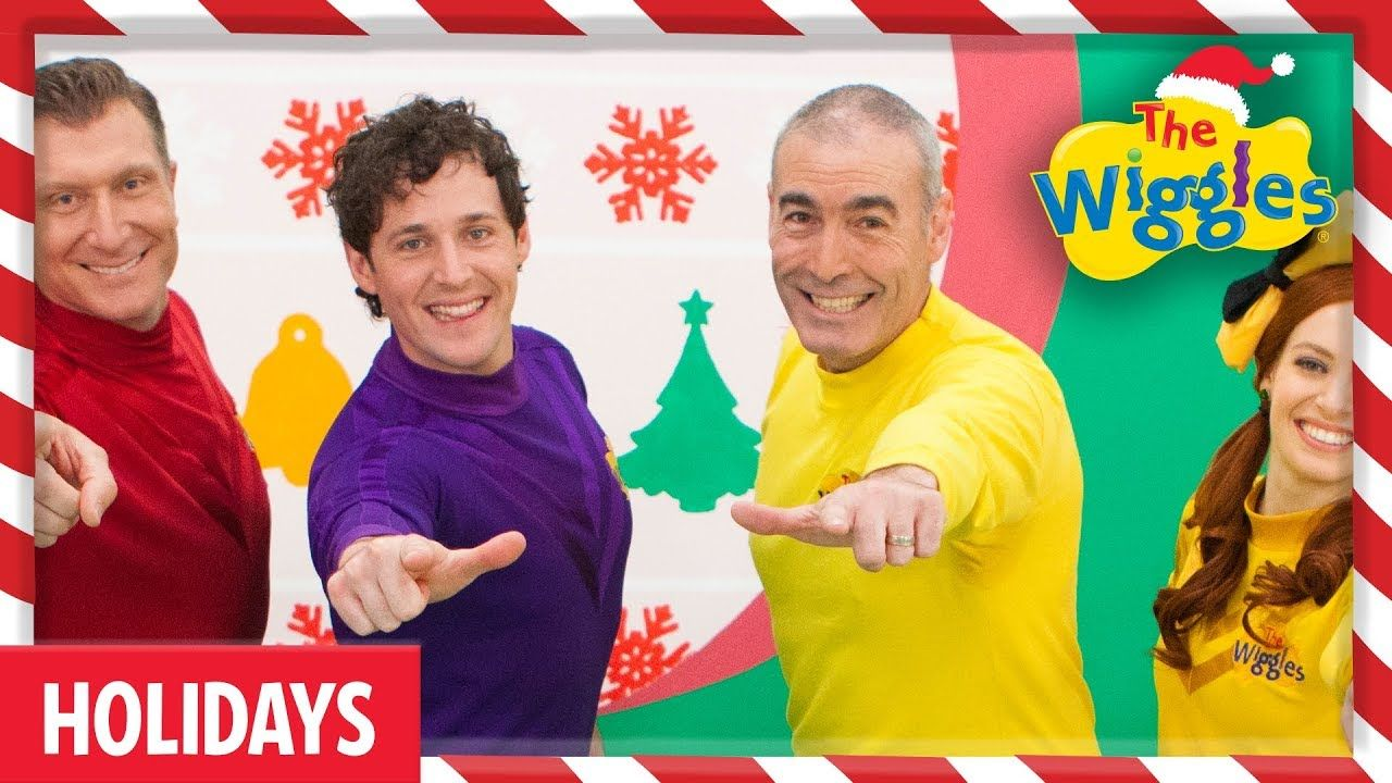 The Wiggles Go Santa Go Featuring Greg Page Youtube The Wiggles Preschool Christmas Songs Kids Songs