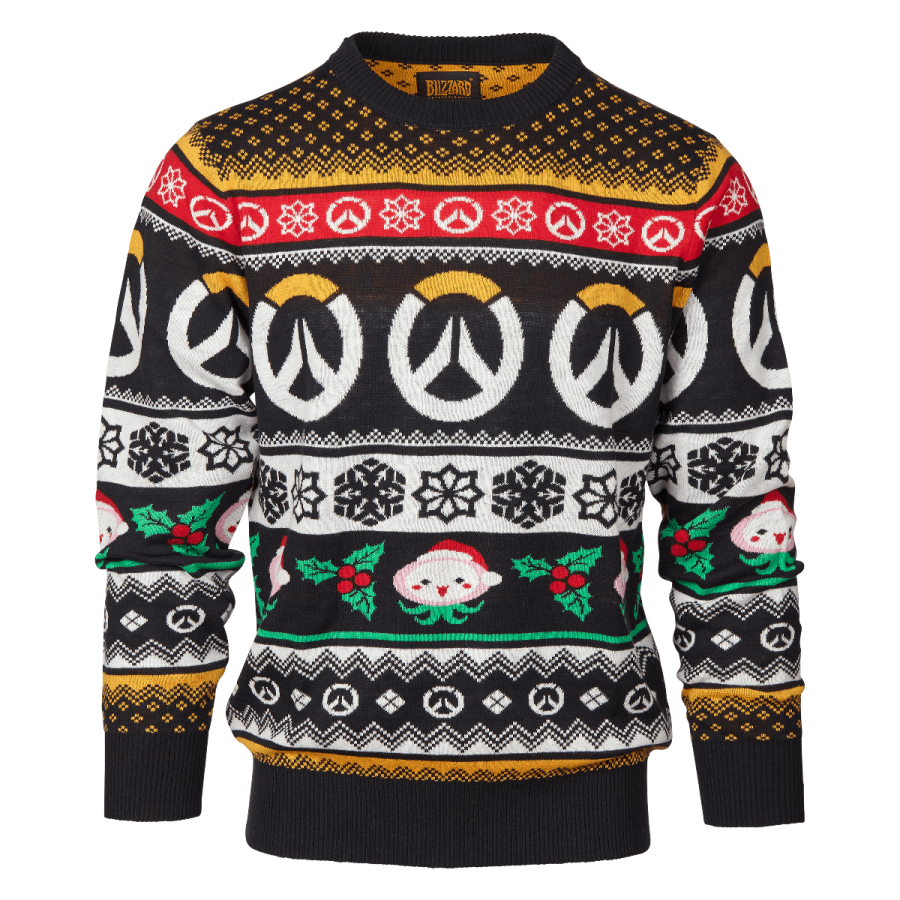 Overwatch Ugly Holiday Sweater | Blizzard Gear Store