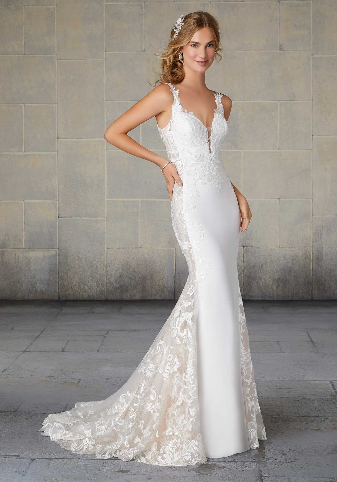Pin On Morilee Bridal Gowns