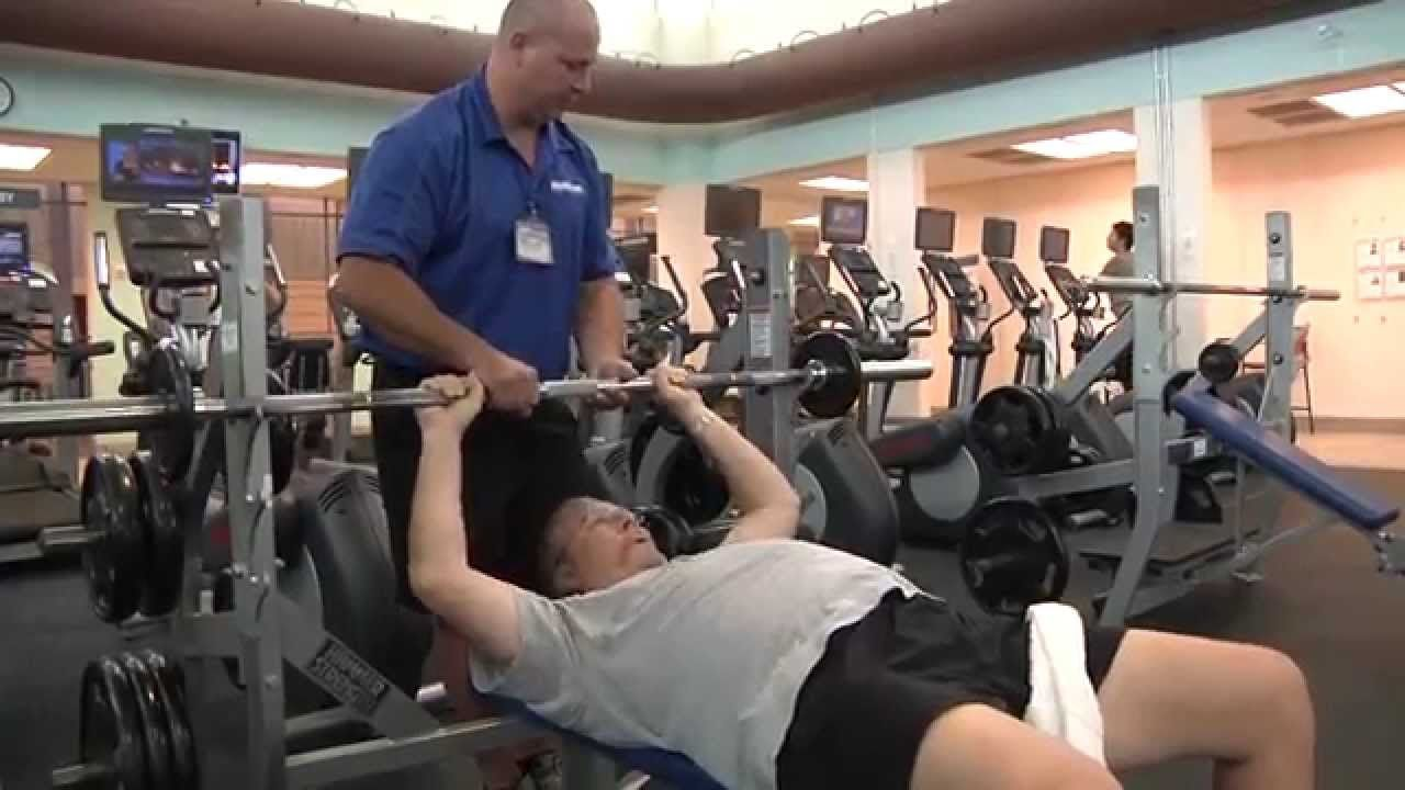 Personal Training At Healthfit Powered By Sarasota Memorial Personal Training Exercise Physiology Train