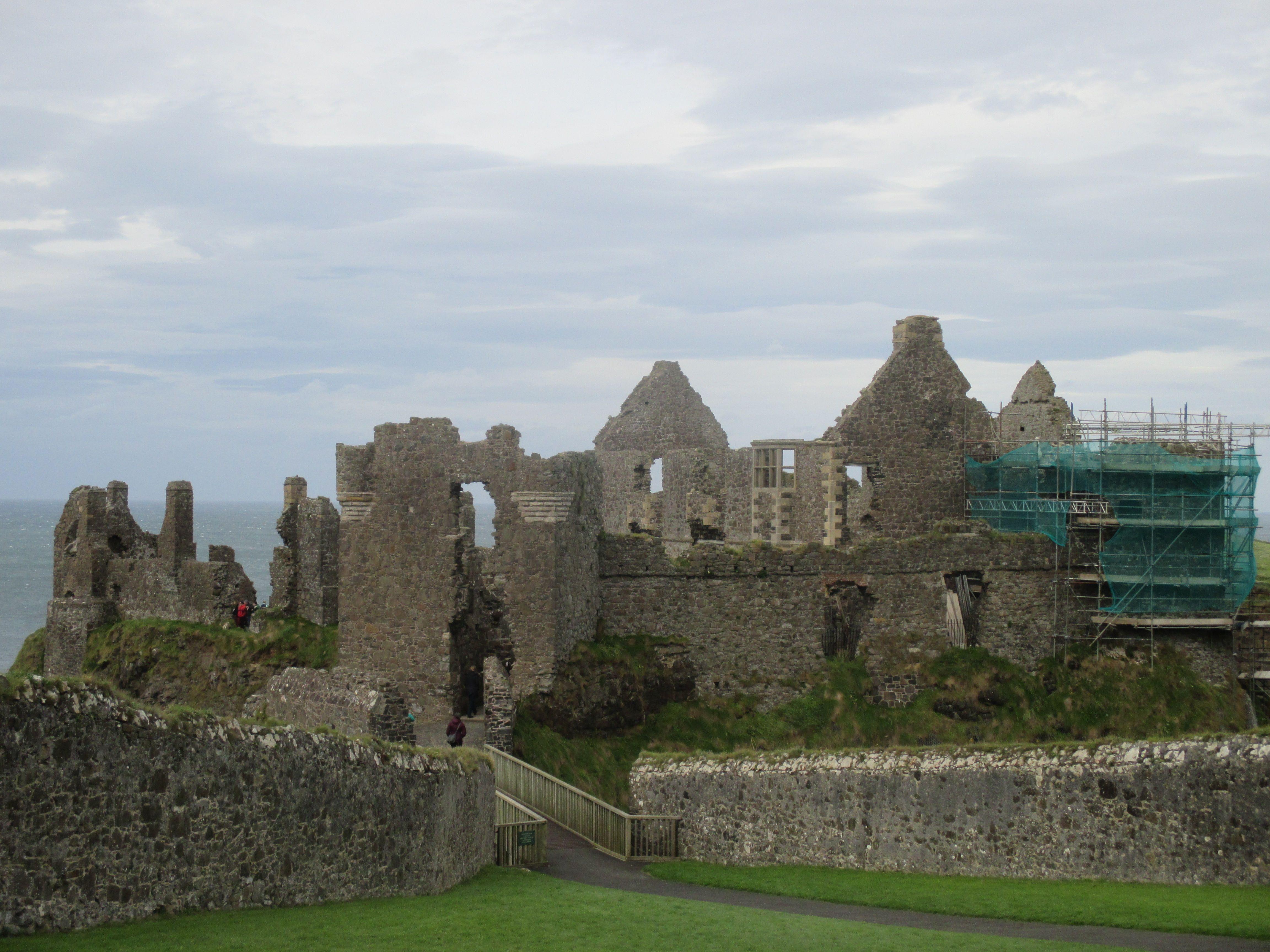 Dunluce Castle September 2016