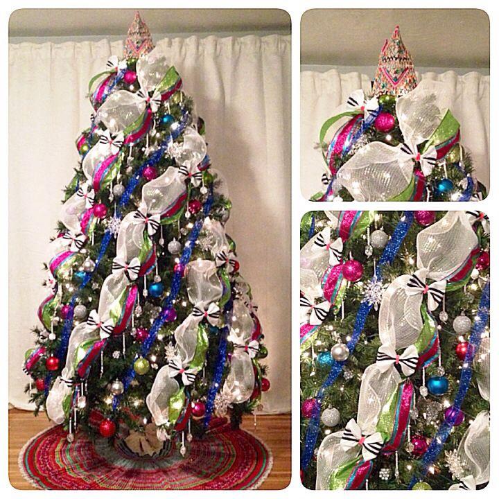 Inspired Hmong Christmas tree!