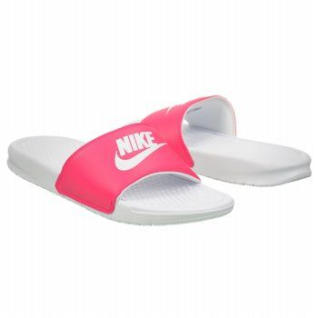 pretty nice 74491 e876f Nike Kids Benassi JDI PreGrade at Famous Footwear