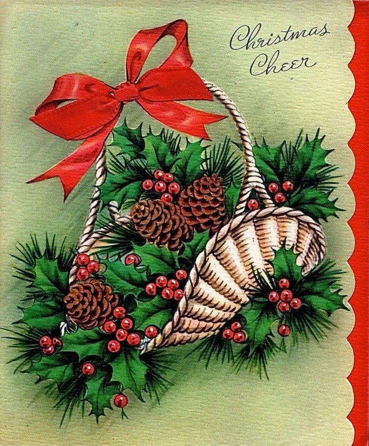 Old christmas card vintage 746900 old christmas post ards old christmas card vintage 746900 m4hsunfo