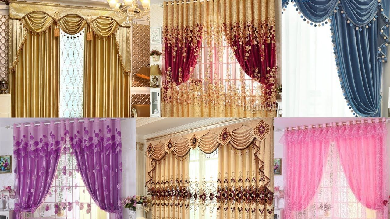 Latest Curtains Design Ideas 2019 Living Room Bedroom