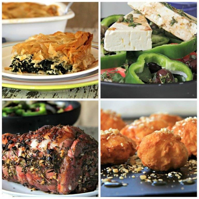 dinner party menu ideas for 8