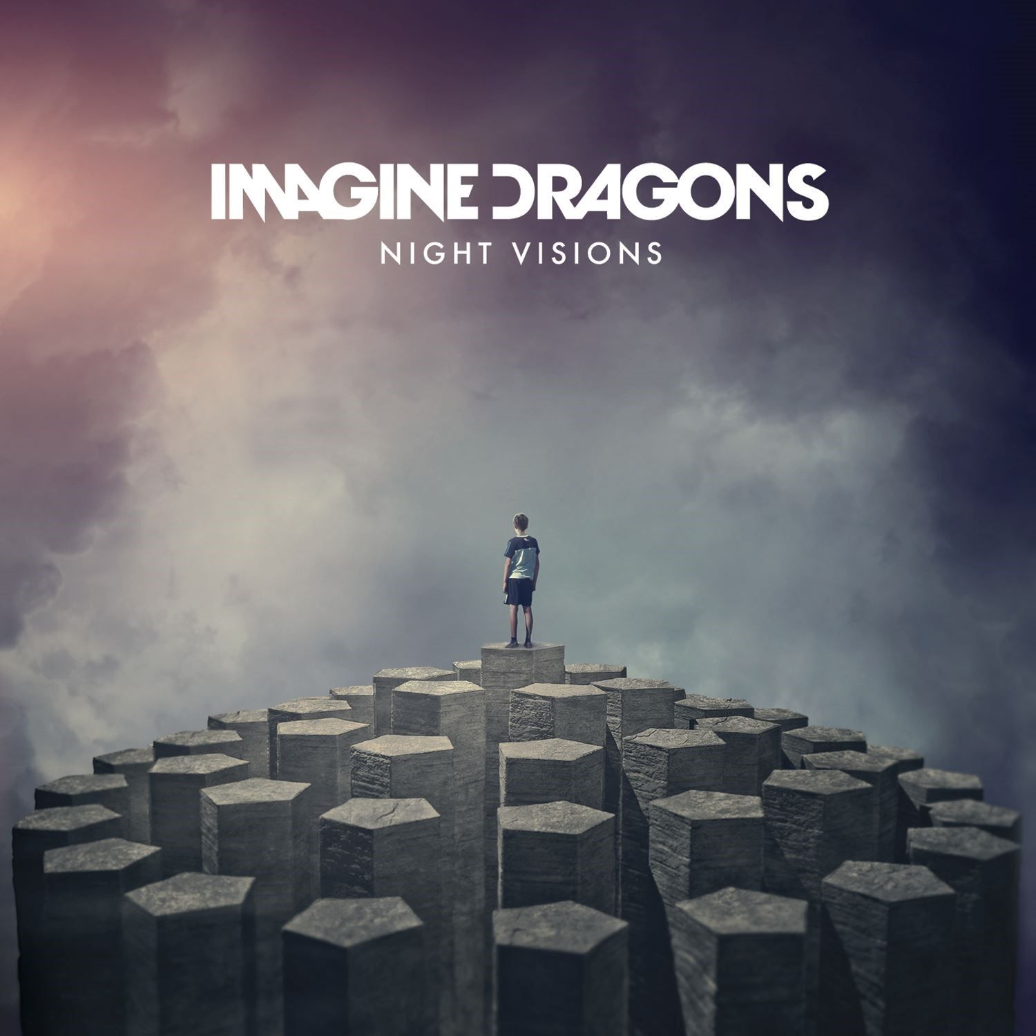Картинки по запросу imagine dragons night visions itunes