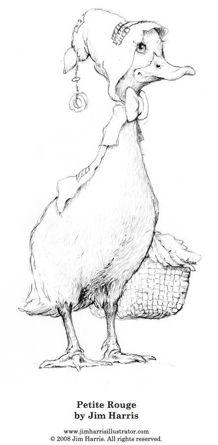 Goose to color | riscos | Pinterest | Dibujo, Dibujos dulces y ...