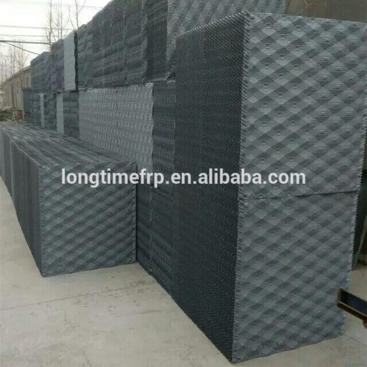 Supply 1000mm Pvc Cooling Tower Filler 850mm Cooling Tower Infill