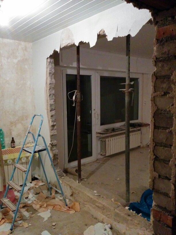 Haus2015 #küche #wohnzimmer #durchbruch 10 März Haus2015 - wohnzimmer mit kuche ideen