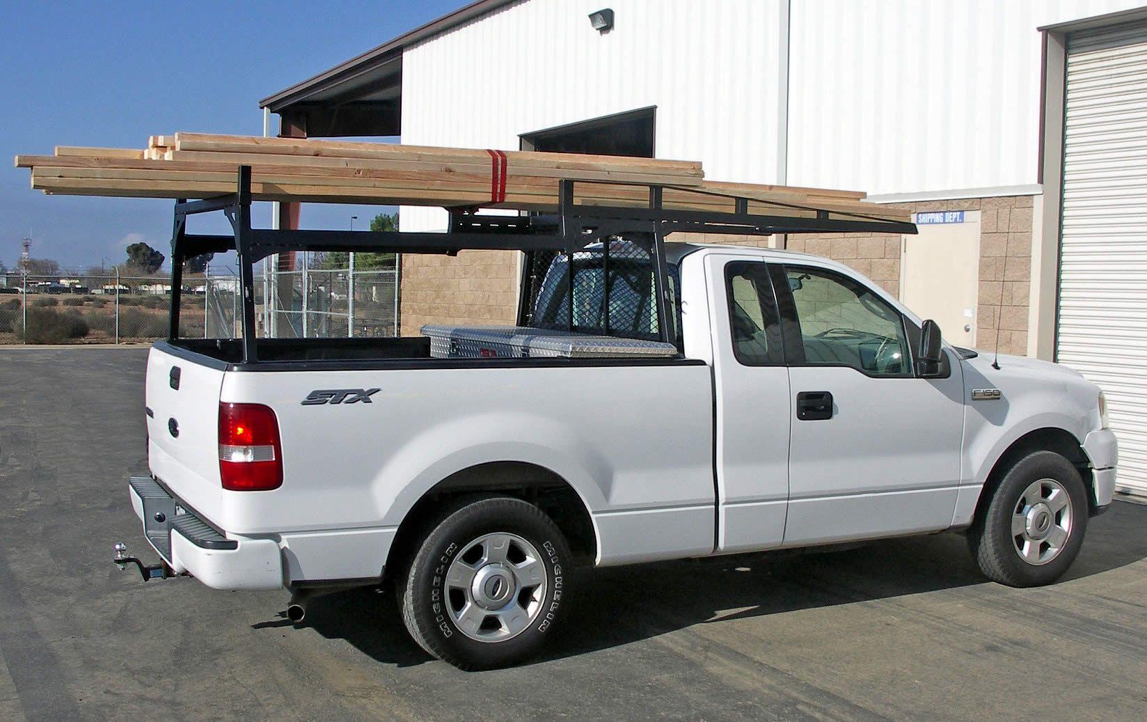 heavy duty truck racks truck roof