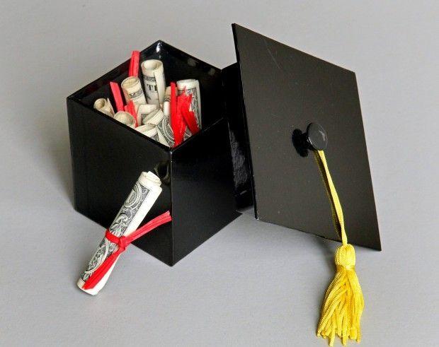 Graduation gift ideas love it pinterest graduation gift ideas negle Choice Image