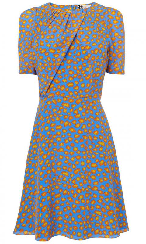 Cute tea dress