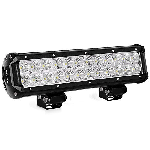 Led Light Bar Nilight 12 Inch 72w Led Work Light Spot Flood Combo Led Lights Led Bar Driving Fog Lights Jeep Off Roa Bar Lighting Led Work Light Led Light Bars
