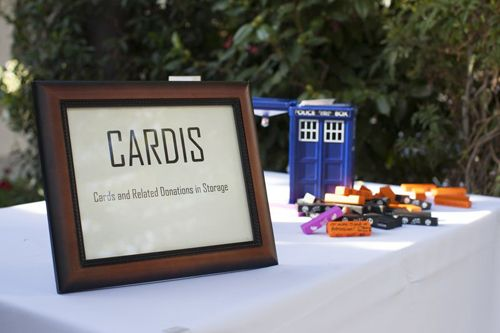 TARDIS CARDIS Wedding Card Box DoctorWho Changing It To Cards And Related