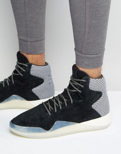 adidas Originals | adidas Originals Tubular Instinct Sneakers In Black  S80088