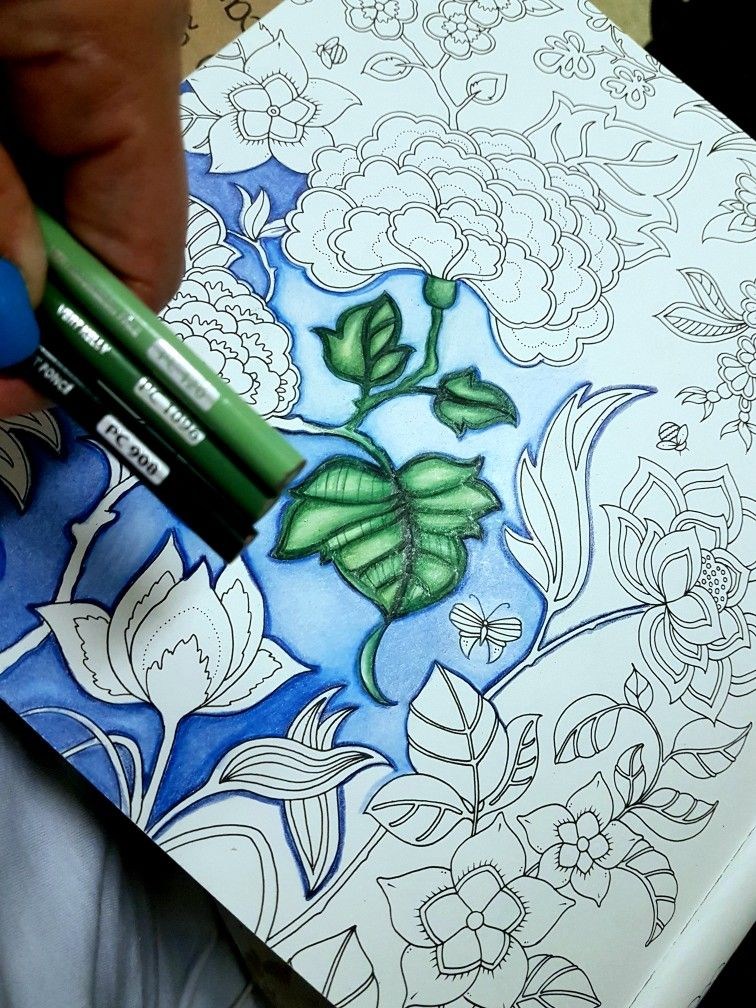 Pin On Coloring Techniques