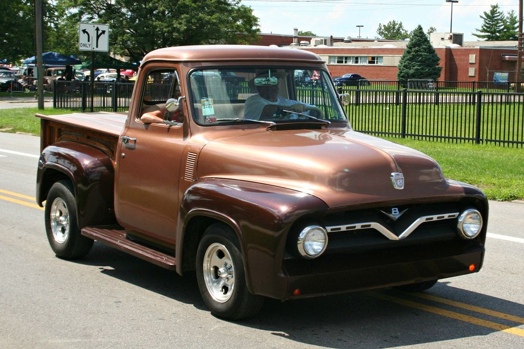 Classic Ford Pickup Truck | Flickr - Photo Sharing!
