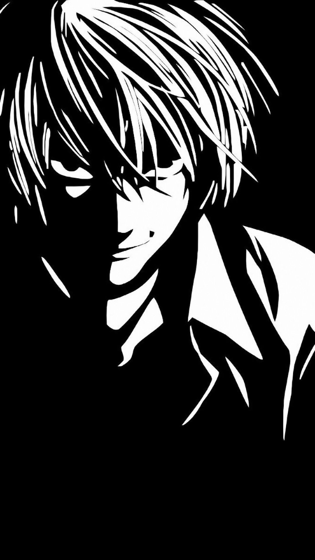 Check The Link To Download Hd Wallpapers Of Death Note And More Pc Phone Anime Death Note Author Takeshi Obata Tags Em 2020 Anime Death Note Desenhos