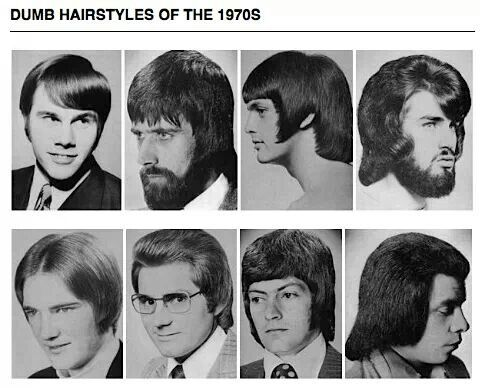 Peinados De Los 70 Hombres