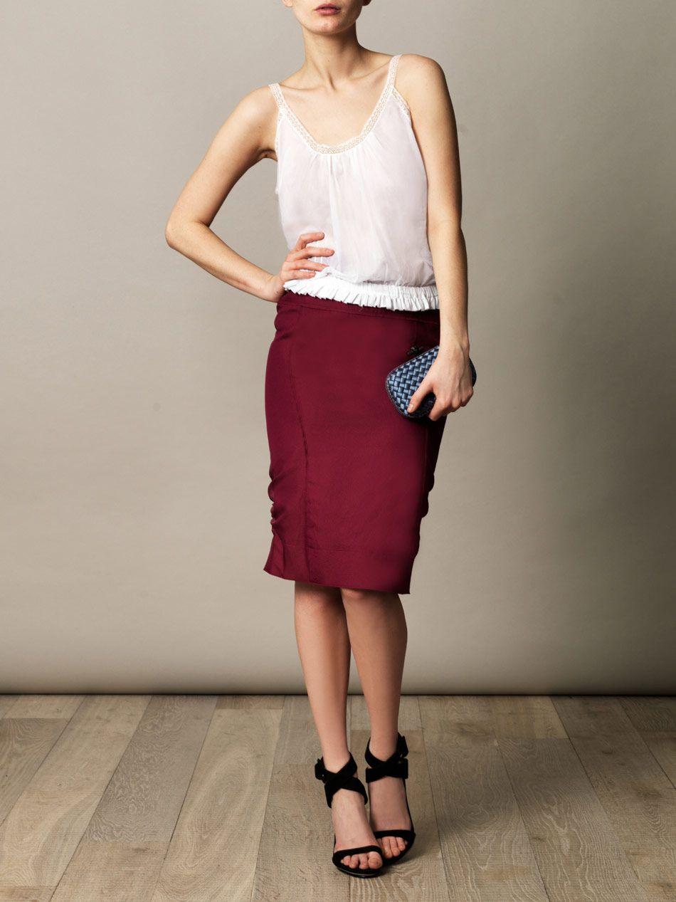 Nina Ricci sleeveless top