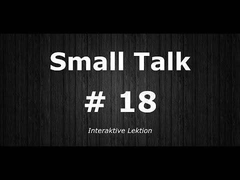 Deutsch Lernen | Interaktive Lektion 18 | Hast du Hunger? | #SmallTalk | Learn German HD♫ - YouTube