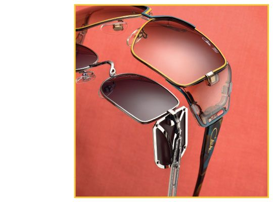 a6d1a138133 From top  CAZAL 951 from Eastern States Eyewear   Ultra Palm Optical   MATSUDA10611H from Matsuda Eyewear