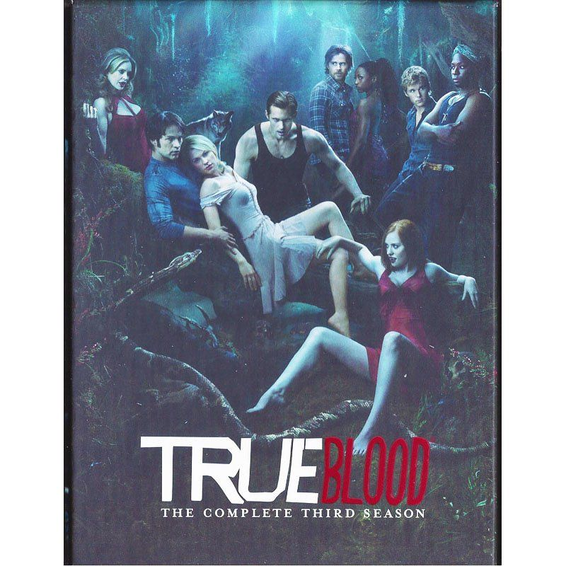 In Bon Temps, everyone has something to hide, but when new threats emerge, no one can conceal the secrets of their past. After Sookie (Anna Paquin) discovers Bill (Stephen Moyer) was kidnapped, she heads to Mississippi, where she becomes entangled in a world ruled by werewolves and a powerful Vampire King (Denis O'Hare). Follow link for complete synopsis.