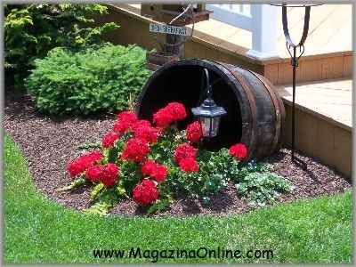 18 Useful DIY Ideas How To Use Old Wine Barrel Amazing Online